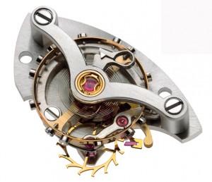 mécanisme , montre a gousset, montre squelette,remontage menuel